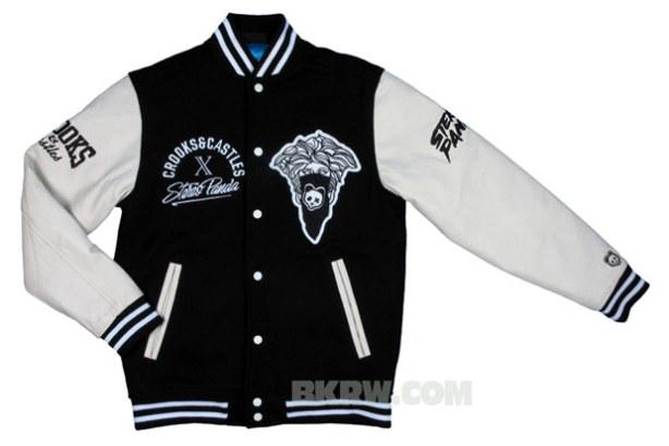 stereo-panda-crooks-castles-varsity-jacket-1