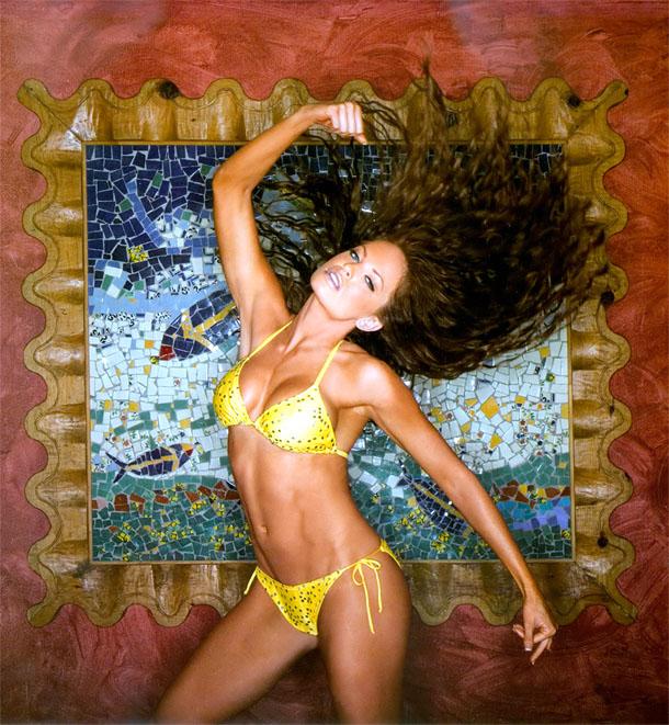 Canadian bikini models